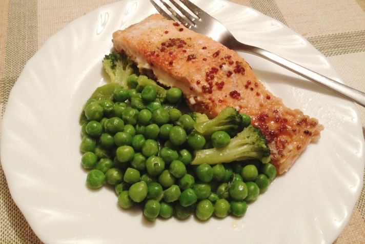 salmon-honey-glaze