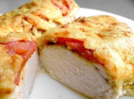 chicken-with-tomato-and-cheese